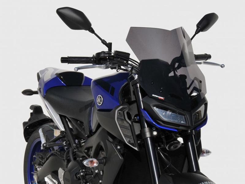 Ermaxスクリーン 最新モデルMT-09専用