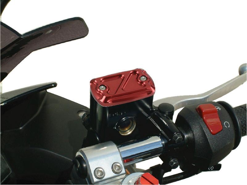 YAMAHA R25 MT25 マスターシリンダーキャップ発売開始
