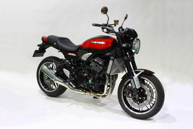 新製品情報:Z900RS /CAFE  フェンダーレスキット